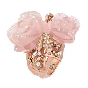 Ювелирная коллекция Dior Rose