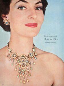 Ювелирные украшения Christian Dior