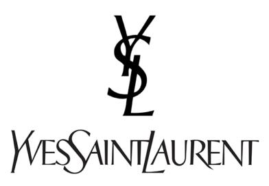 Логотип Yves Saint Laurent