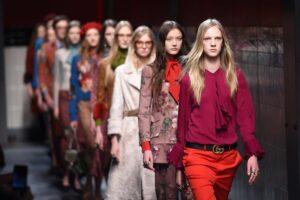 Женская коллекция Алессандро Микеле для Gucci