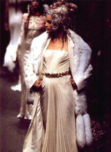 Коллекция Гальяно для Givenchy