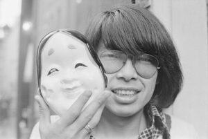 Кензо Такада в молодости