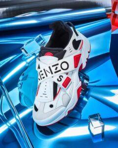 Кроссовки Kenzo