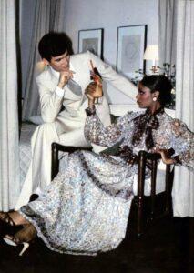 Модные фото Vogue 1978