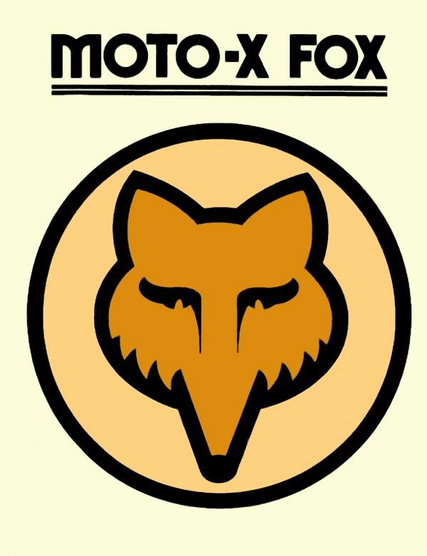 Логотип Moto-X Fox