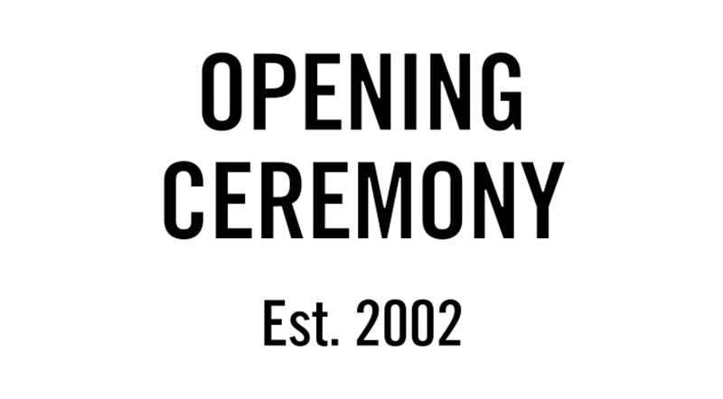 Логотип Opening Ceremony