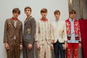 Первая коллекция Алессандро Микеле для Gucci