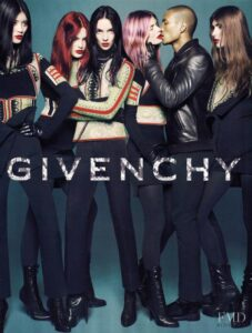 Рекламная кампания Givenchy