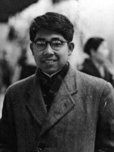 Юный Кензо Такада
