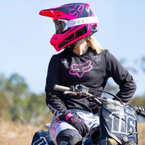 Женская мотоэкипировка Fox Racing