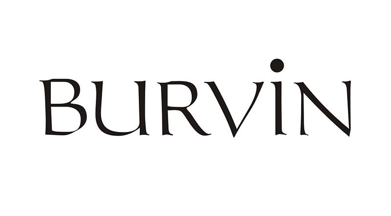 Логотип Burvin