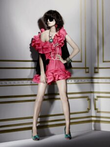 Коллаборационная коллекция Lanvin и H&M