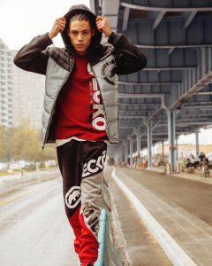 Мужской уличный стиль от Ecko Unltd.