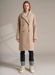 Пальто Burvin