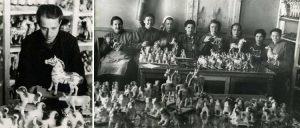 Коллектив фабрики «Росигрушка»