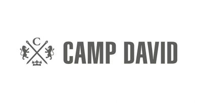 Логотип Camp David