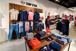 Магазин Camp David