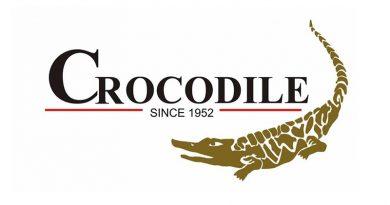 Логотип Crocodile Garments