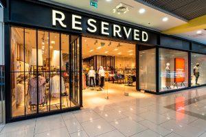 Фирменный магазин Reserved