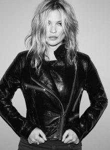 Кейт Мосс в рекламной кампании Reserved