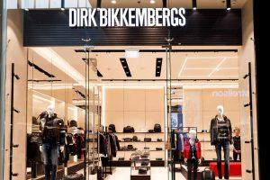 Магазин Dirk Bikkembergs