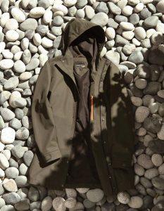 Мужская куртка Crocodile Garments