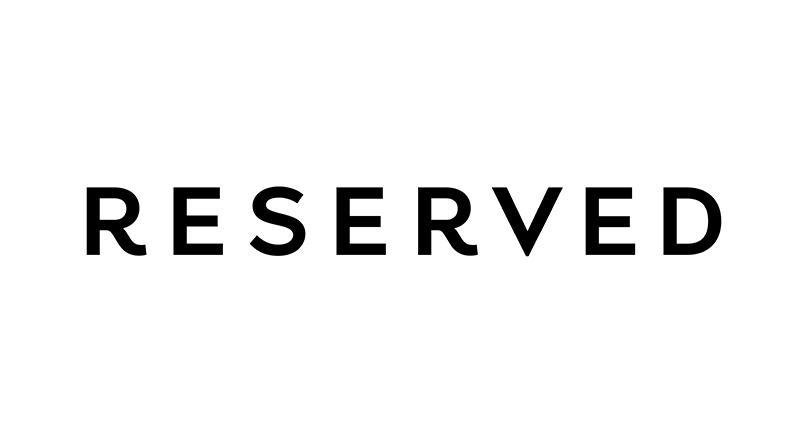 Логотип Reserved