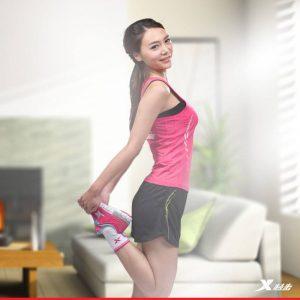 Женский спортивный образ от Xtep