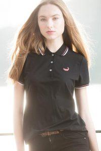 Женская рубашка с коротким рукавом Crocoladies