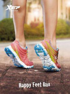 Женские кроссовки для бега Xtep