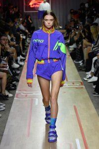Fashion-показ Li-Ning