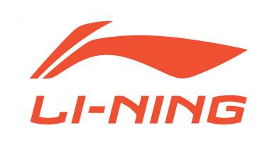 Логотип Li-Ning