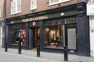 Магазин Franklin & Marshall