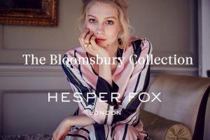 Пижамный комплект Hesper Fox