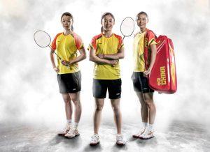 Спортивный образ от Li-Ning