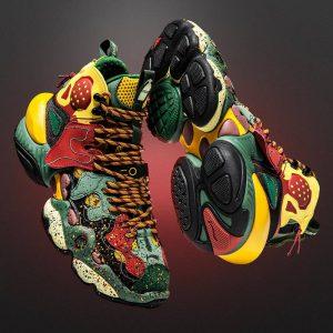 Высокие ботинки Li-Ning