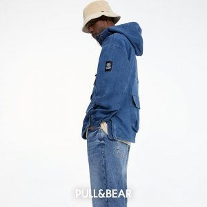 Джинсовая одежда для мужчин Pull&Bear