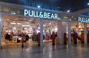 Магазин Pull&Bear в России