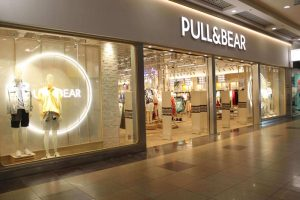 Магазин Pull&Bear в Украине
