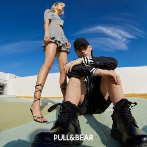 Модные образы от Pull&Bear