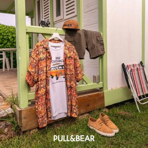 Мужской базовый гардероб Pull&Bear