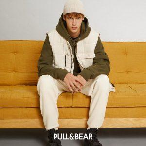 Стильный мужской образ от Pull&Bear
