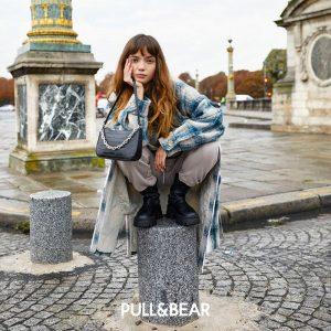 Стильный женский образ от Pull&Bear