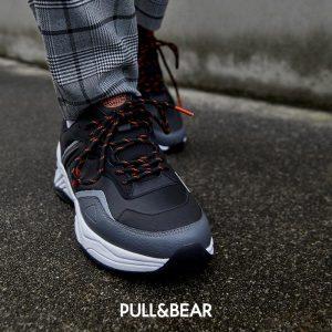 Женские кроссовки Pull&Bear