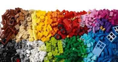 Детали конструктора LEGO