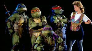 Фильм Teenage Mutant Ninja Turtles (1990)