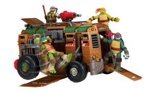 Игровой набор Playmates Toys TMNT