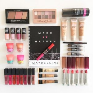 Косметика для макияжа Maybelline New York