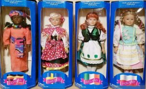 Кукла Dolls of All Nations