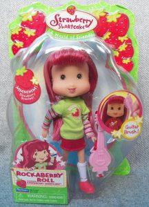 Кукла Playmates Toys Strawberry Shortcake